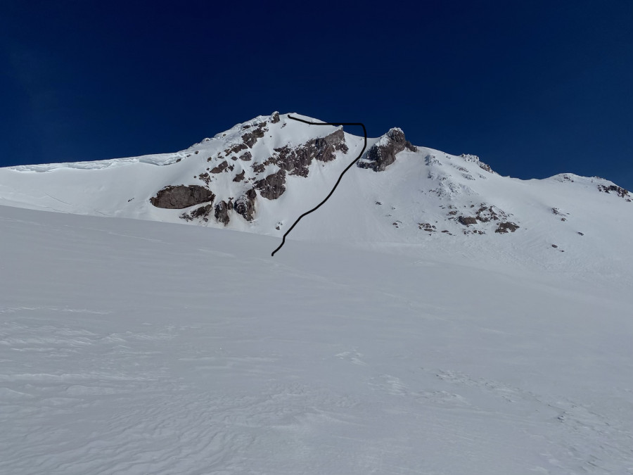 Summit-Ski-Route